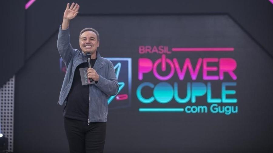 """Gugu é apresentador desta temporada do """"Power Couple"""" - Instagram/Reprodução"""