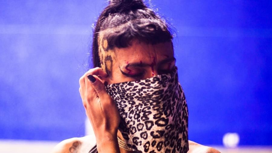 "Bruna Kury se autodenomina ""anarcatransfeminista"" e realiza performances pós-pornográficas - Reprodução/ Bruna Kury"
