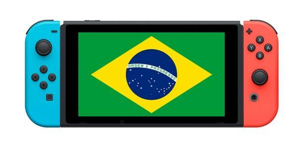 Contas brasileiras de Switch poderão finalmente comprar jogos digitais
