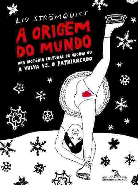 A  relação da humanidade com a genitália feminina é revisitada nos quadrinhos de Liv Strömquist - Divulgação