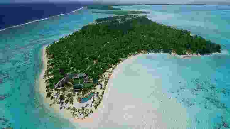 Resort The Brando, na Polinésia Francesa - Divulgação/The Brando - Divulgação/The Brando