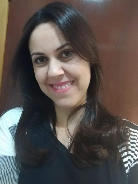 Nataly demorou mais de 30 anos para descobrir que tem síndrome vasovagal, que gera tontura, fraqueza e desmaio  - Arquivo pessoal