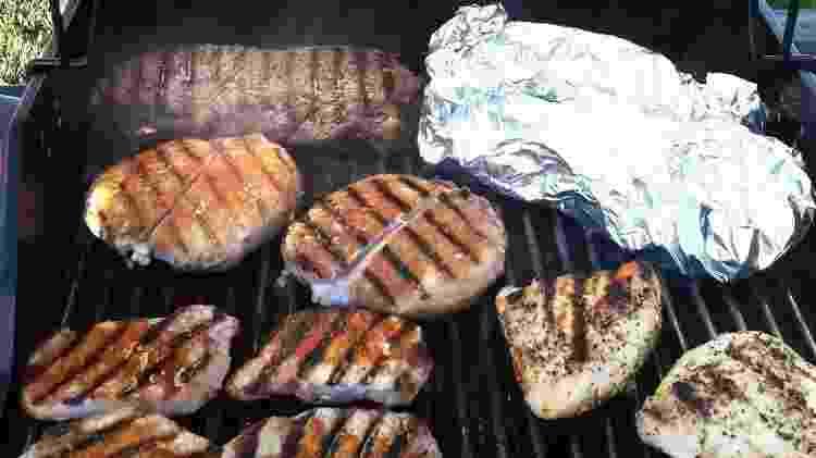 De acordo com a pesquisa, outros animais mesmo submetidos a fatores de risco, como consumo de carnes vermelhas, não têm predisposição a ataques cardíacos - Heather Luis / US Department of Agriculture - Heather Luis / US Department of Agriculture