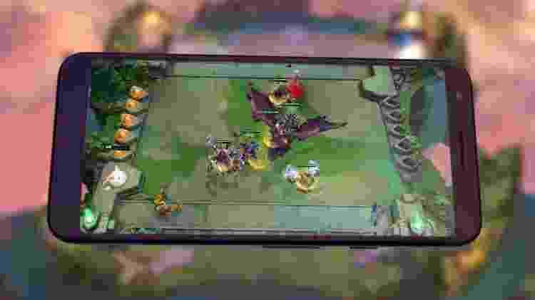 O jogo já estava previsto para migrar ao mobile desde a comemoração de 10 anos do LoL - Divulgação/Riot Games