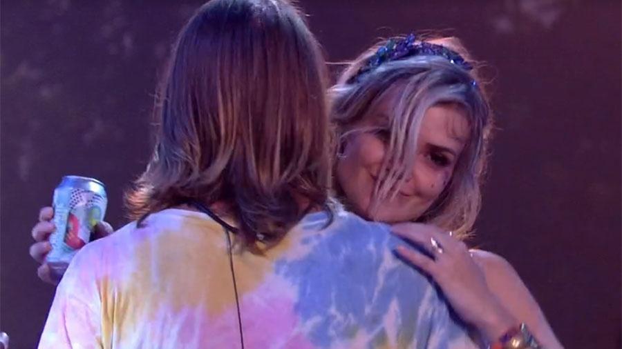 BBB 20: Marcela e Daniel dançam coladinhos - Reprodução/Globo