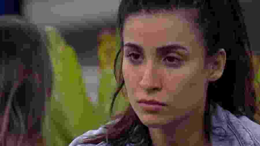 BBB 20: Bianca pede desculpa a Gabi - Reprodução/Globo