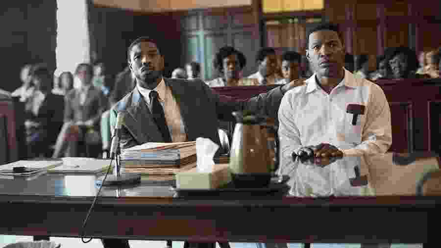"""""""Luta por Justiça"""", filme com Michael B. Jordan e Jamie Foxx, terá acesso gratuito nos EUA em junho - Divulgação"""