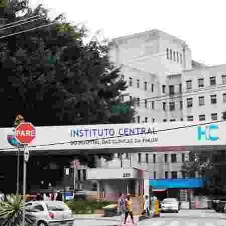 Hospital das Clínicas - Maxpana3/Wikimedia Commons