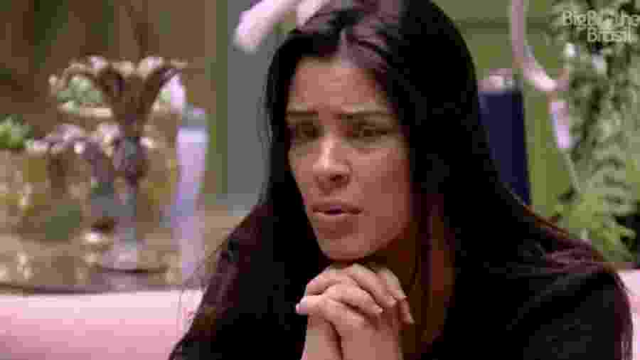 BBB 20: Ivy chora por Daniel - Reprodução/Globoplay