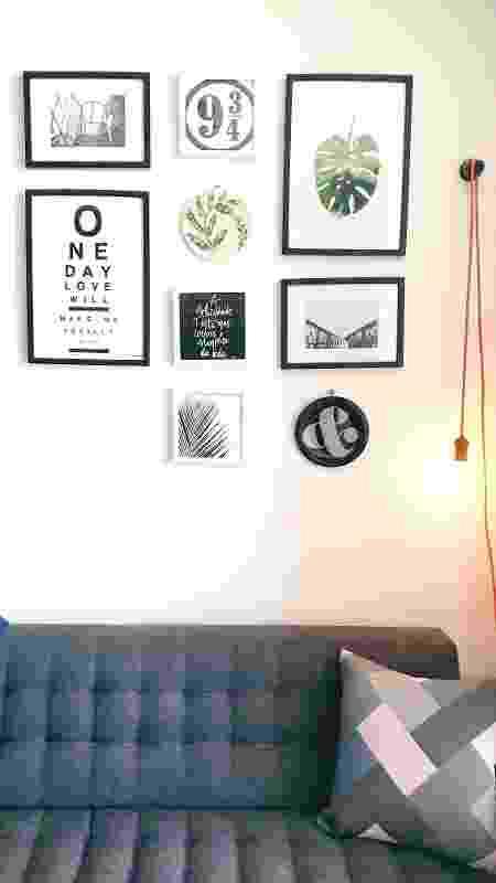 galery wall - Apto.21/UOL - Apto.21/UOL