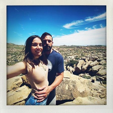 Ben Affleck e Ana de Armas se separaram após um ano de namoro.  - Reprodução/ Instagram