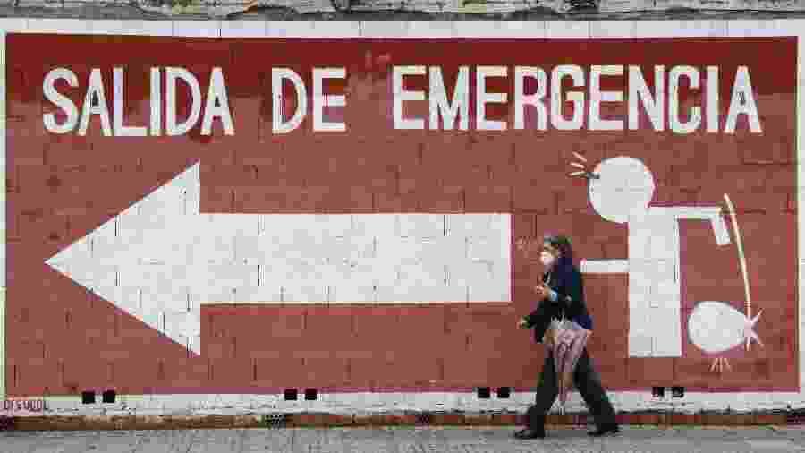 Covid, coronavírus e desescalada entram no dicionário da língua espanhola RAE - Getty Images