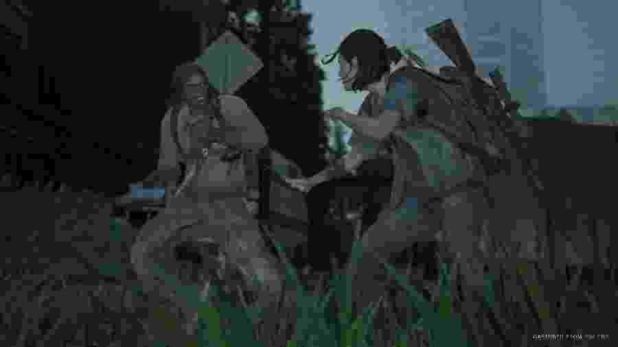 The Last of Us parte II - Divulgação/Sony