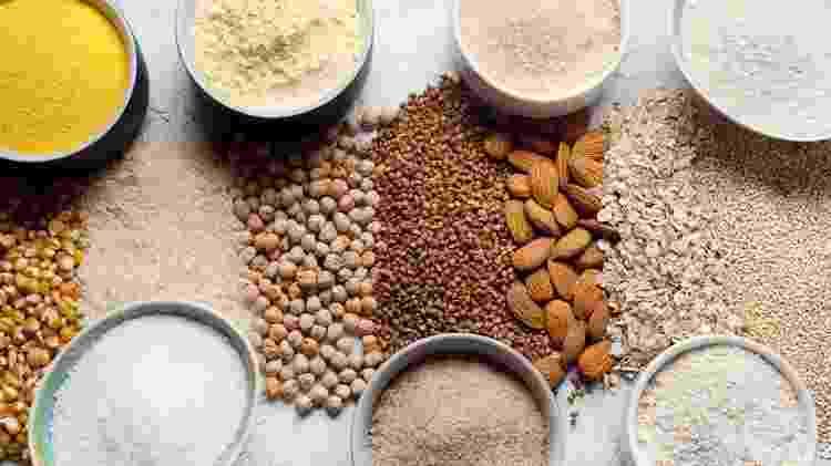 Apesar de poder ser feita de muitos grãos, a farinha não pode ser substituída sem algumas considerações - Getty Images - Getty Images