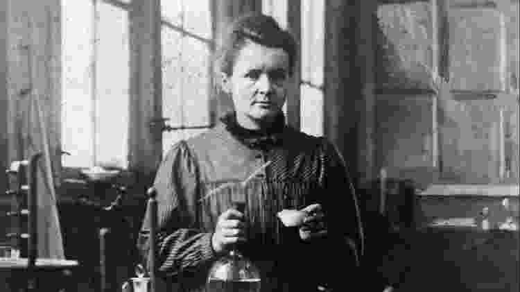 Marie Curie morreu de leucemia causada por alta exposição a radioatividade - Reprodução/History - Reprodução/History