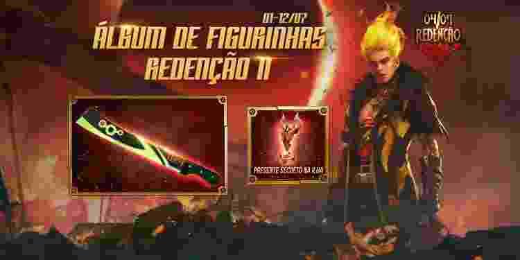 Redenção Álbum - Divulgação - Divulgação