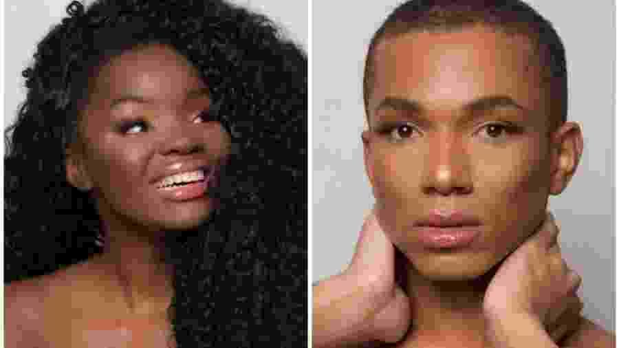 A marca de cosméticos Mayore, que chega ao Brasil, tem 20 tons de base  - Divulgação / Mayore Beauty