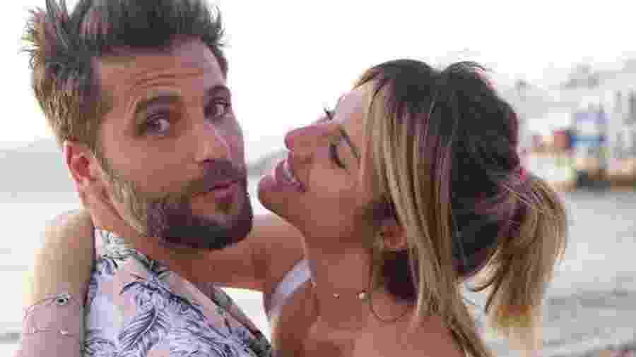 Giovanna e Bruno falaram sobre o assunto no Twitter - Reprodução/Instagram