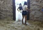Raissa Barbosa fala sobre uso de remédio com Stéfani Bays: 'Queria beber' (Foto: Reprodução/RecordTV)