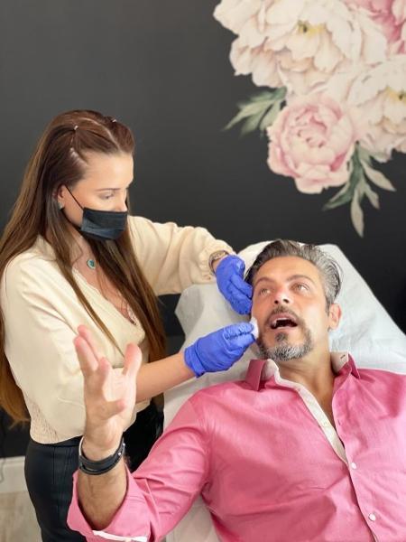 Luigi Baricelli fez tratamento em spa em Orlando (EUA) - Cauê Garcia / CG Comunicação