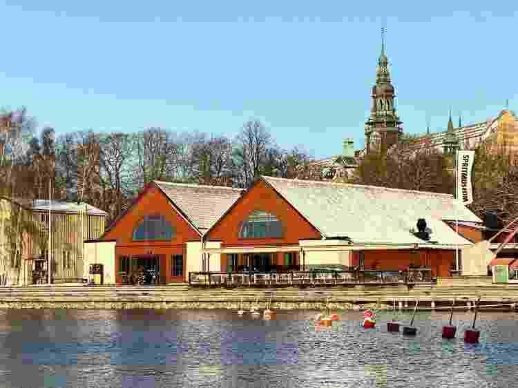 Museu dos Destilados, em Estocolmo, Suécia - Reprodução/Instagram - Reprodução/Instagram