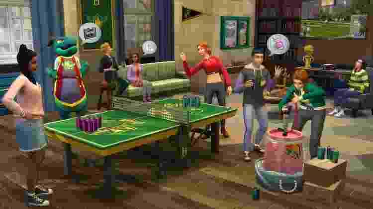 The Sims 4 - Reprodução - Reprodução