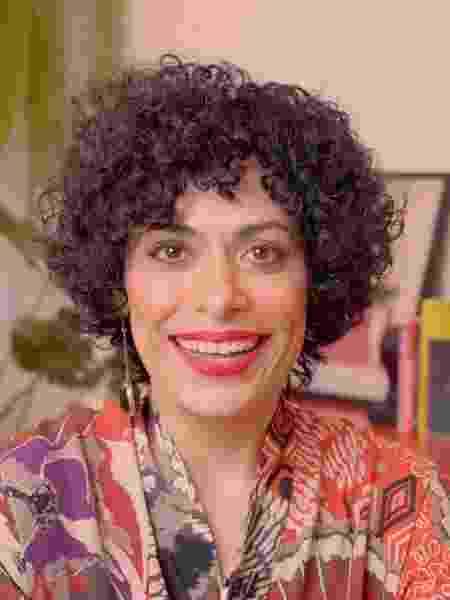"""Fabi Gomes no """"E aí, Beleza?"""" - Reprodução - Reprodução"""