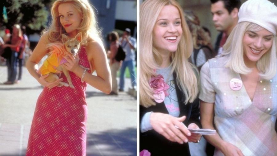 """Reese Witherspoon comemora 20 anos de """"Legalmente Loira"""" - Reprodução MGM Studios"""