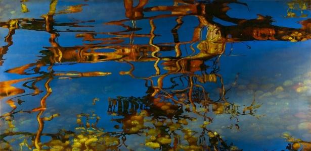 """Exposição """"Formas D""""Água"""" está em cartaz de 23 de março a 24 de abril - Divulgação"""
