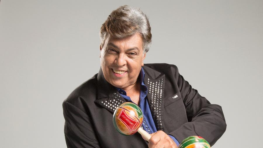 Amante Latino: o cantor Sidney Magal - Marcelo Scandaroli/Divulgação