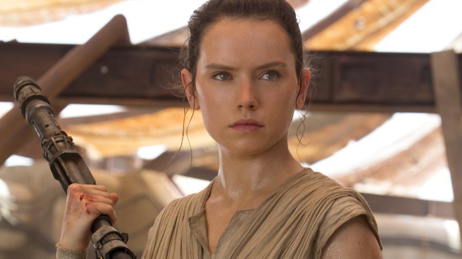 """Cena de """"Star Wars: O Despertar da Força"""" (2015), de J.J. Abrams - Reprodução"""