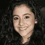 """Ariana Grande tinha 15 anos quando fez sua primeira participação na Broadway, no musical """"13"""" - Getty Images"""