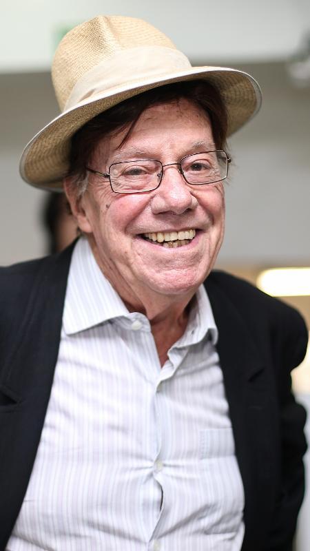 Álvaro de Moya, que morreu ontem aos 87 anos - Bruno Poletti/Folhapress