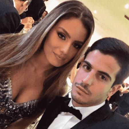 Enzo Celulari e Victoria Grendene - Reprodução/Instagram/enzorcelulari