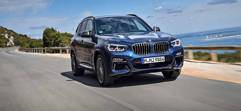 BMW já produz modelos super eficientes, mas atração por motores a diesel segue viva, sobretudo para SUVs - Uwe Fischer/Divulgação