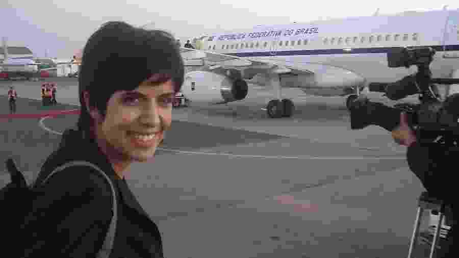 Patrícia Vasconcellos, nova correspondente do SBT nos Estados Unidos - Divulgação/SBT