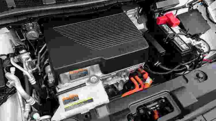 Nissan Leaf e+ motor - Divulgação - Divulgação