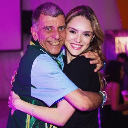 Jorge Fernando e Isabelle Drummond - Reprodução/Instagram