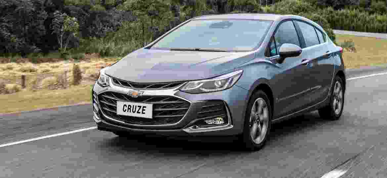 Chevrolet Cruze Sport6 Premier - Divulgação