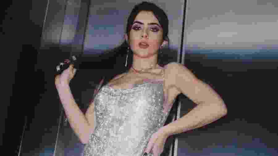 A influencer Jade Picon com seu vestido de R$ 29 mil - Reprodução/Instagram