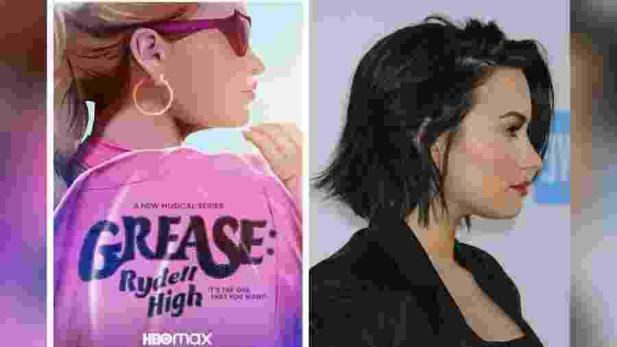 Fãs de Demi Lovato criam teoria de que cantora estrelaria nova série de Grease - reprodução/Twitter