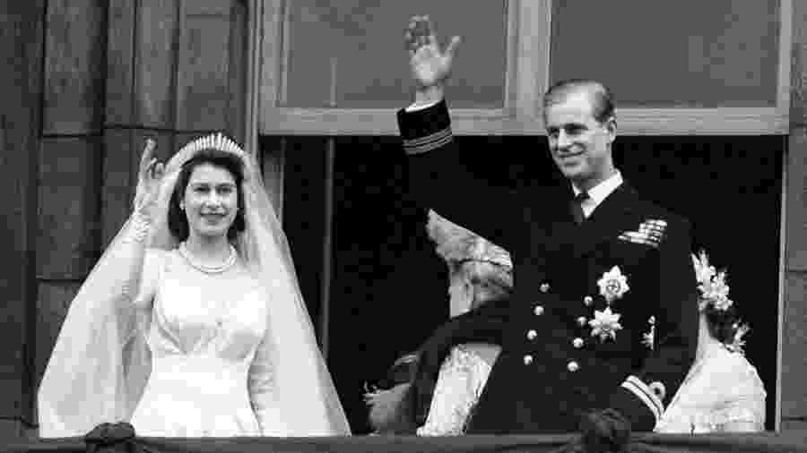 Casamento real completa 72 anos nesta quarta (20) - Divulgação