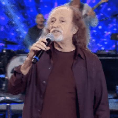 """Performance de Alceu Valença em """"Anunciação"""" foi a que mais agradou à plateia e aos usuários do Twitter - Reprodução/TV Globo"""