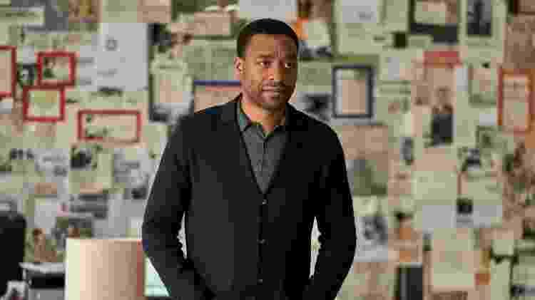 Chiwetel Ejiofor em 'The Old Guard' - Divulgação/Netflix - Divulgação/Netflix