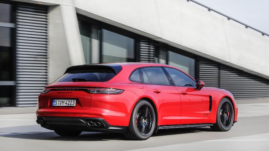 Porsche Panamera 2021 - Divulgação