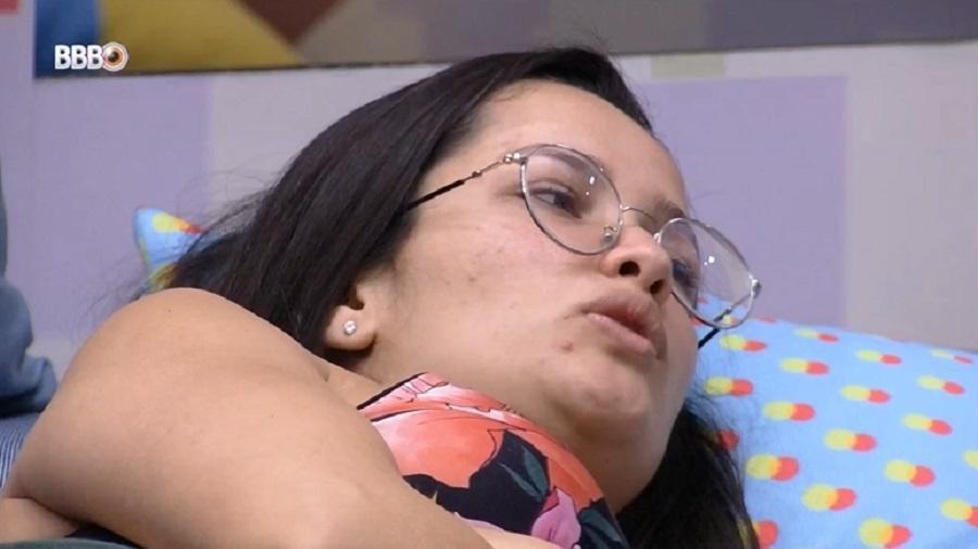 BBB 21: Juliette e Pocah lamentam receber votos de amigos - Reproduções/Globoplay