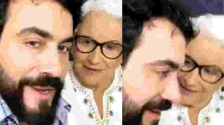 Padre Fábio de Melo - Reprodução Instagram - Reprodução Instagram