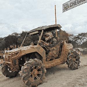 Off-road no Pantanal Bonito na Trilha - Aldo Tizzani/Infomoto