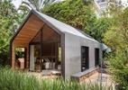 Cabanas estilosas na Casa Cor Rio dão forma a loft e casinha de cachorro - André Nazareth/Divulgação