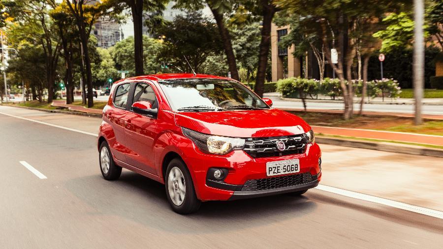 Fiat Mobi já está em 2018 e agora pode dar folga ao pé esquerdo com versão Drive GSR, de R$ 44.780 - Divulgação